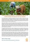 Community Based Adaptation: An empowering approach for climate resilient development and risk reduction