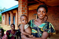 Community Driven Reconstruction in DRC