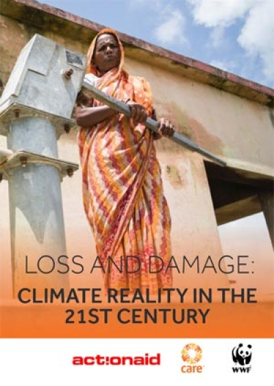 Loss and damage: Climate reality in the 21st Century