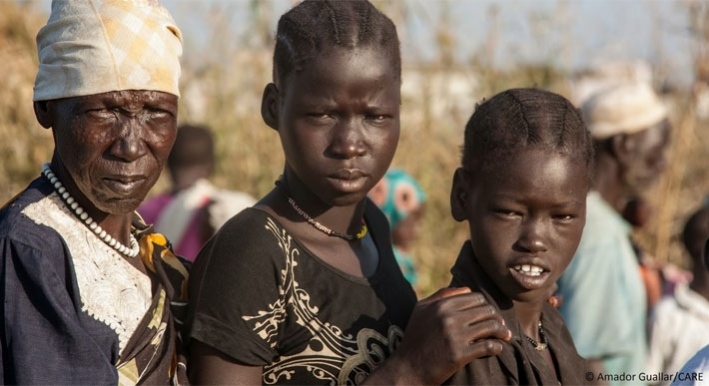 Photo used for illustrative purposes only: Ongoing conflict in South Sudan puts women and girls at increased risk of sexual and gender-based violence