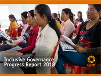 Inclusive Governance Progress Report 2018