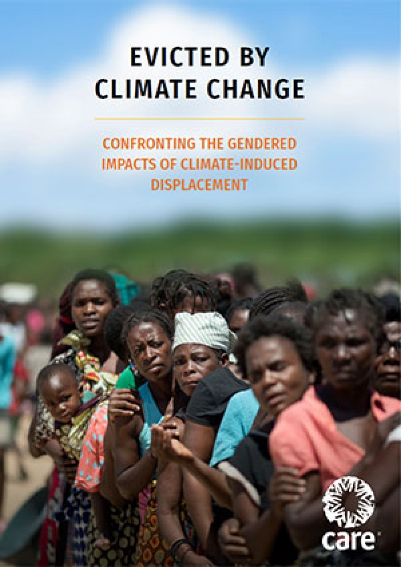 Evicted by climate change: Confronting the gendered impacts of climate-induced displacement