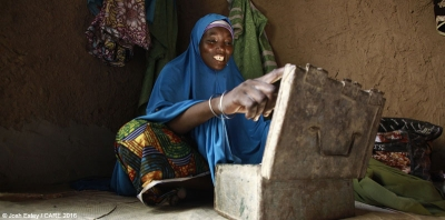 5 Minute Inspiration: The Power of Savings Groups in West Africa