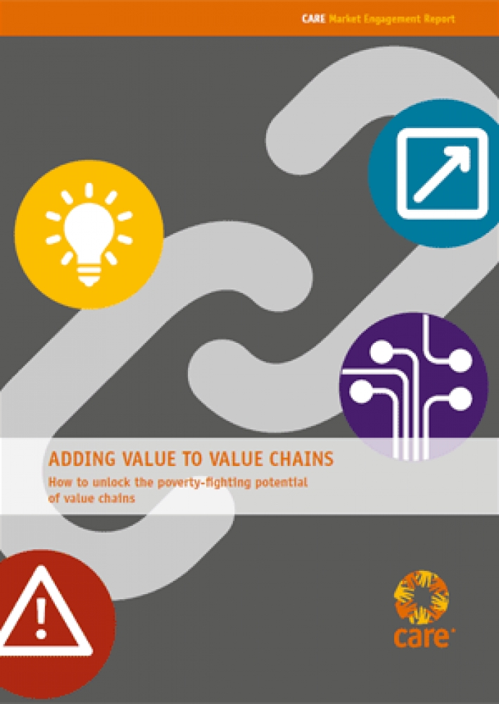 Adding value to value chains: How to unlock the poverty-fighting potential of value chains