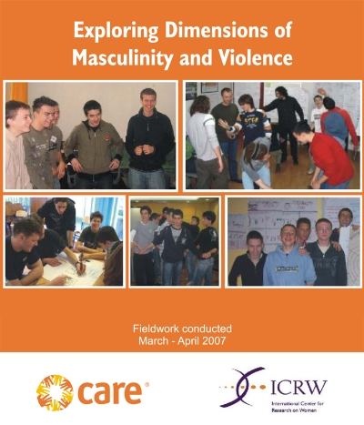 Exploring Dimensions of Masculinity and Violence