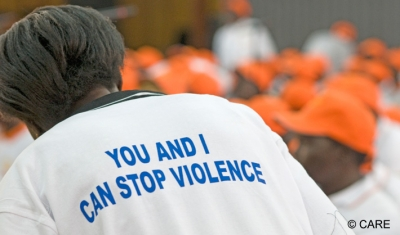 A call to stop domestic violence in Uganda