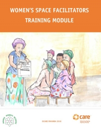 Women's space facilitators training module – Indashyikirwa programme
