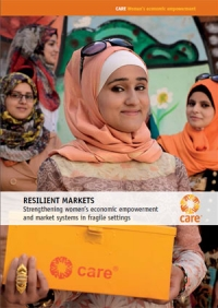Resilient markets: Strengthening women's economic empowerment and market systems in fragile settings