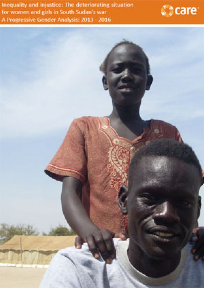 Inequality and injustice: The deteriorating situation for women and girls in South Sudan's war