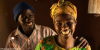 Erik and Olive received couples' training as part of the Indashyikirwa project