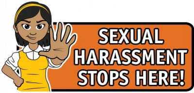 Logo from CARE's multi-media Sexual Harassment Prevention Package for Garment Factories in Cambodia