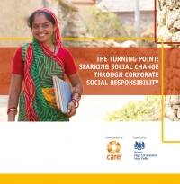 The turning point: Sparking social change through corporate social responsibility